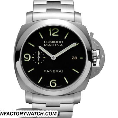 沛納海Panerai LUMINOR MARINA 1950 3 DAYS AUTOMATIC ACCIAIO Pam00328 Pam328