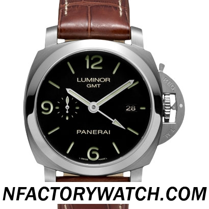 沛納海Panerai LUMINOR 1950 3 DAYS GMT AUTOMATIC Pam00320/Pam320