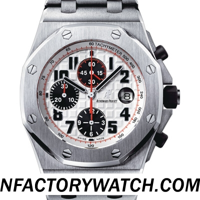 愛彼AP Royal Oak Offshore 皇家橡樹離岸型 26170ST.OO.1000ST.01