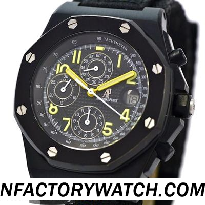 愛彼AP Royal Oak Offshore 皇家橡樹離岸型 25770SN.O.0001KE.01