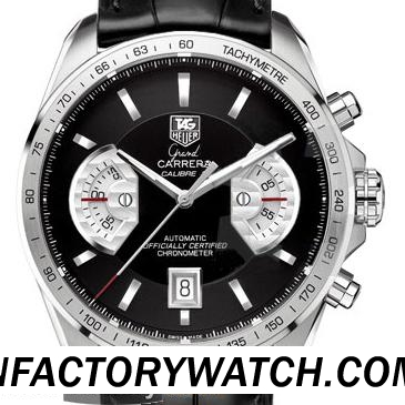 豪雅TAG HEUER Grand Carrera 超級卡萊拉 CAV511A.FT6019