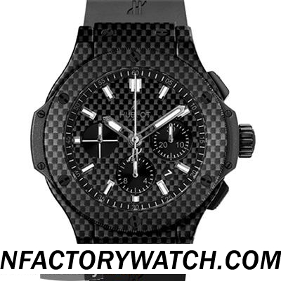 宇舶Hublot Big Bang 大爆炸 301.QX.1724.RX All Carbon Fiber 全碳纖維