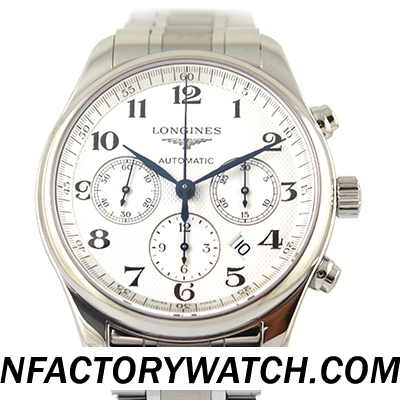 浪琴Longines Master Collection 名匠系列 L2.759.4.78.6
