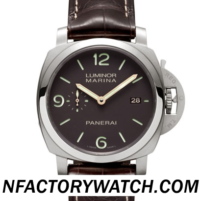 沛納海Panerai LUMINOR MARINA 1950 3 DAYS AUTOMATIC TITANIO PAM00351/Pam351